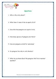 comprehensions for grade 3 ages 7 9 worksheets passage 8