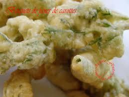 cuisiner les fanes de carottes beignets de fanes de carottes simple et facile fléxitarienne en