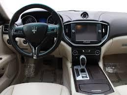 maserati v12 certified pre owned 2014 maserati ghibli 4dr sedan s q4 sedan in