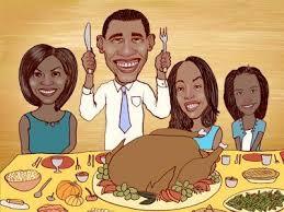 obama family s thanksgiving in 2008 rhapsody in books weblog