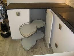 demi lune cuisine ambiance cuisine meubles contarin organisation rangement