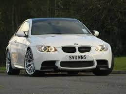 used bmw cars uk used bmw m3 2011 white colour petrol 2 door 4 0 coupe for sale in