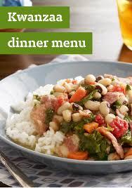 kwanzaa dinner menu let us simplify your preparation of
