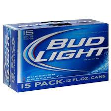 12 bud light price bud light beer 15pk 12oz cans target
