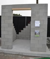 concrete block houses easy ways to build a concrete block houses images exterior design
