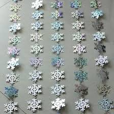 Snowflake Curtains Christmas 2 Ways To Make The So Popular Snowflake Curtains A Window