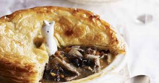 cuisine pigeon of thrones faux pigeon pie recipe hungryforever food