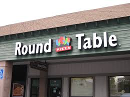round table woodside rd round table pizza woodside plaza redwood city ca image