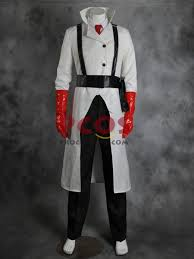 Tf2 Halloween Costume Team Fortress Cosplay Costume Red Sniper Profession
