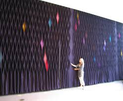 D Felt Wall Coverings - Wall covering designs