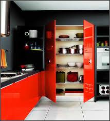 Black Glazed Kitchen Cabinets by Kitchen Cabinet Capability Red Kitchen Cabinets Red Kitchen