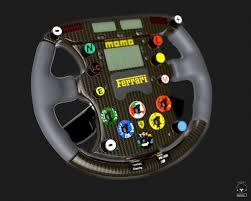 ferrari steering wheel ferrari f1 2000 steering wheel on behance
