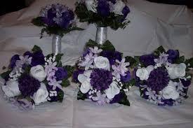 Artificial Flower Bouquets My Diy Fake Flower Bouquets Weddingbee