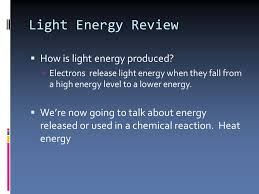 Is Light Energy How Are They Related Energy Encountered Daily What Is Energy