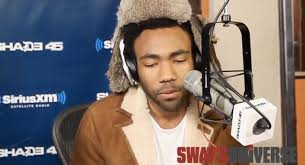 childish gambino freestyled about herpes and u0027community u0027 over
