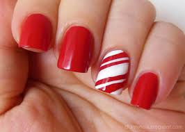 christmas acrylic nail designs 62 manicure and holiday nail designs