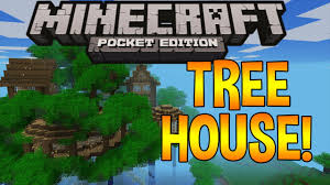 coolest tree house ever minecraft edition youtube