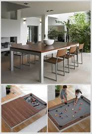 Dining Room Pool Table by 16 Best Pool Tables Images On Pinterest Pool Tables