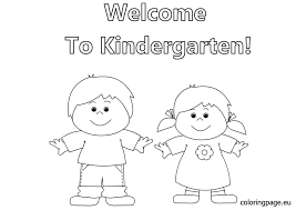 99 ideas kindergarten coloring sheets