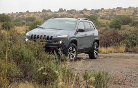 modified jeep cherokee driven 2015 jeep cherokee trailhawk classiccars com journal