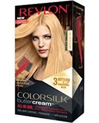 Light Golden Blonde Hair Color Amazing Holiday Shopping Savings On Revlon Colorsilk Buttercream