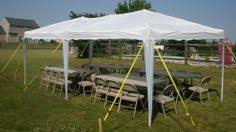 how many tables fit under a 10x20 tent 10x20 tent with 3 banquet tables tents pinterest banquet