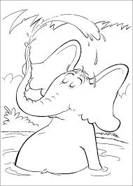 cat hat fish coloring pages coloring pages