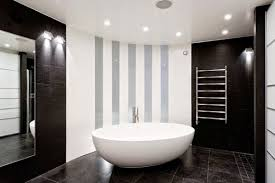black and white bathrooms ideas white modern bathroom homeform