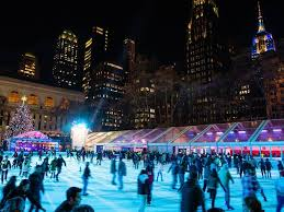 best places to go skating in nyc including indoor rinks