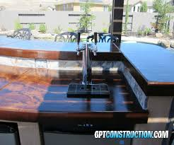 Kitchen Island Construction Brilliant Kitchen Island Kegerator C Throughout Design Inspiration