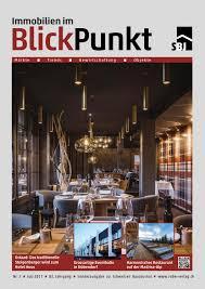 Esszimmer T Ingen Restaurant Immobilien Im Blickpunkt By Robe Verlag Issuu