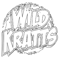wild kratts coloring pages getcoloringpages com