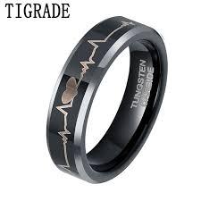cincin tungsten carbide pria cincin janji beli murah pria cincin janji lots from china