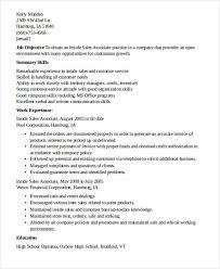51 sales resume examples free u0026 premium templates