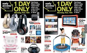 are target black friday deals online target black friday ad