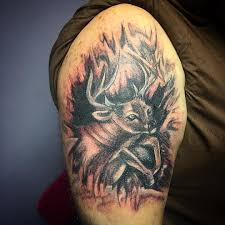 tattoos for men indian 75 best hunting tattoo designs and ideas hobby commitment 2017