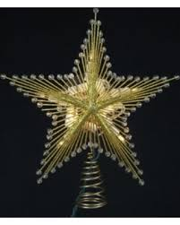 lighted tree topper amazing shopping savings 9 5 lighted gold glittered and beaded