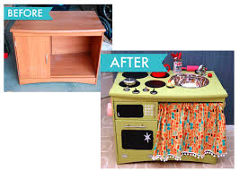 play kitchen from furniture diy play kitchens fried creative