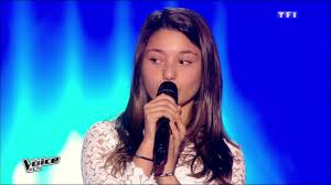 Download Sia Chandelier by The Voice Kids 2015 Emeline Chandelier Sia Blind Audition