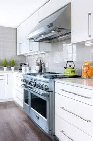 white contemporary kitchen cabinets gloss open kitchens four ways modern refined organic and