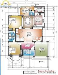 house design floor plans 35 x 70 west facing home plan small home plans pinterest house