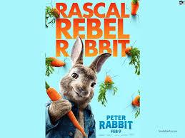 rabbit poster rabbit wallpaper 4