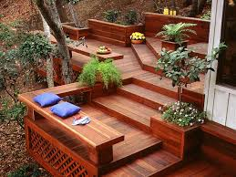 How To Protect Outdoor Wood Furniture by How To Protect Your Deck From The Elements Hgtv