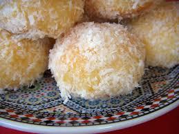cuisine du maroc choumicha boules coco de choumicha yum