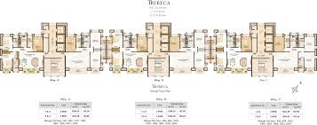 Floor Plan Source by Hiranandani Estate Tribeca Mumbai Discuss Rate Review Comment