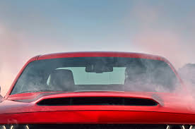 Dodge Challenger Wagon - 2018 dodge challenger srt demon gets chilly automobile magazine