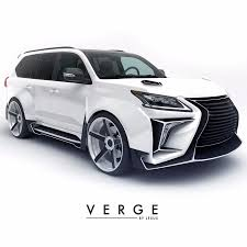 lexus lx price usa lexus lx570 body kit verge soon will begin selling on behance