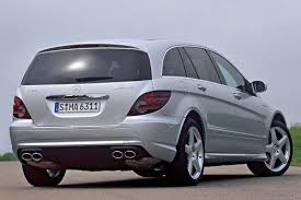 mercedes amg 2007 used 2007 mercedes r class r63 amg pricing for sale edmunds