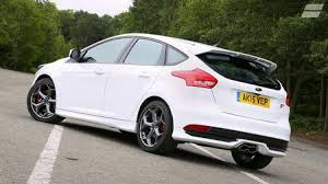 ford focus st 3 ford focus st 3 uk drive review auto trader uk
