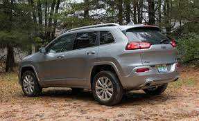 built jeep cherokee 2017 jeep cherokee in depth model review car and driver